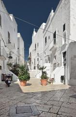 Scorcio di Ostuni, Puglia