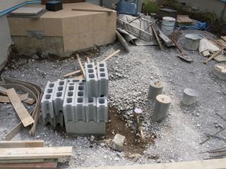 新築住宅の外構工事
