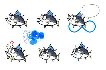 Character of tuna