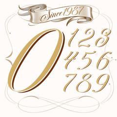 Lowrider Tattoo Numbering