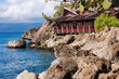 Leinwanddruck Bild - Côte des Caraïbes
