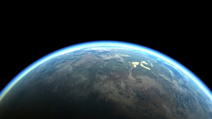 The Blue Marble - Planet the Earth