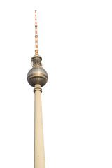 Berliner Fernsehturm Freisteller 1