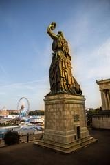 München 2014 Oktoberfest in der Natur