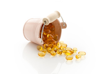Cod-liver oil.
