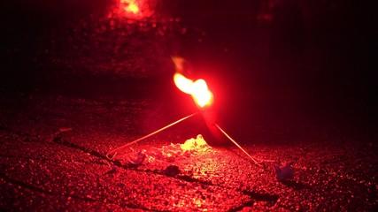 Flares, Emergency, Warning, Safety