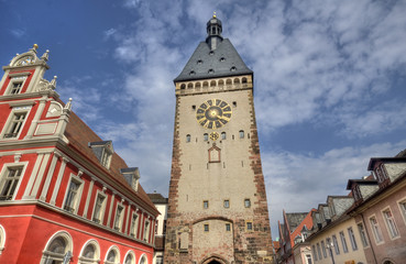Speyer Clocktower, Germany