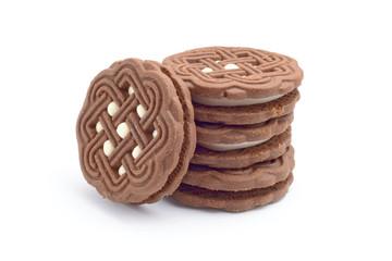 dark cocoa biscuits