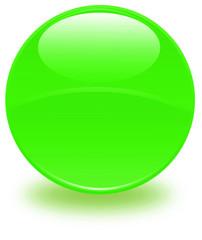 bouton vert