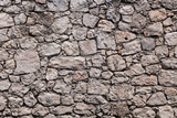 Fototapety Real stone wall texture