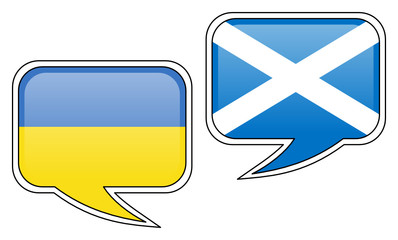 Ukrainian-Scottish Conversation