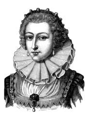 French Queen - Reine Margot - 16th century