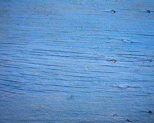 blue wood background, room for typing