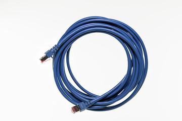 Kabelring Netzwerkkabel © Matthias Buehner