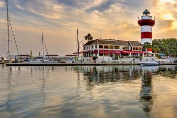 Lighthouse on Hilton Head Island