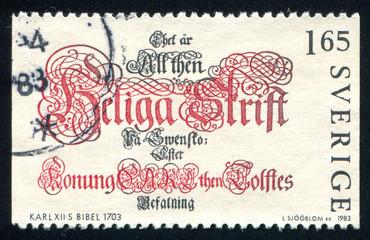 Carolus XII Bible