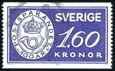 Postal Savings Centenary