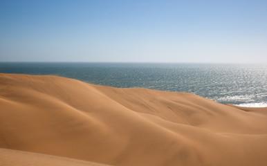 Deserto e mare, skeleton coast