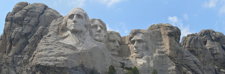 Panoramic Mount Rushmore