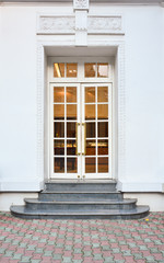 Front Door of a Beautiful