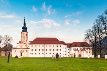 Monastery Kostanjevica na Krki, Slovenia