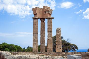 acropolis rhodes
