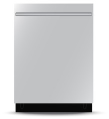 Domestic, steel, dishwasher