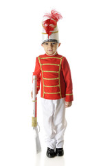 Christmas Soldier, Straight and Tall