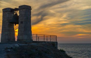 The bell in the Chersonese. Sevastopol