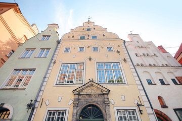 Oldest buildings in Riga