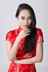 Sexy Chinese woman
