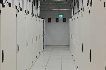 Data Centre Data Hall Doors