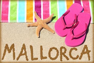 Mallorca beach travel