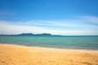 Leinwanddruck Bild - Seascape