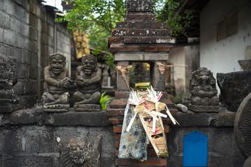 バリ / デンパサール界隈の街並