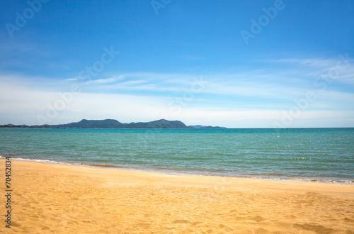 Leinwanddruck Bild Seascape