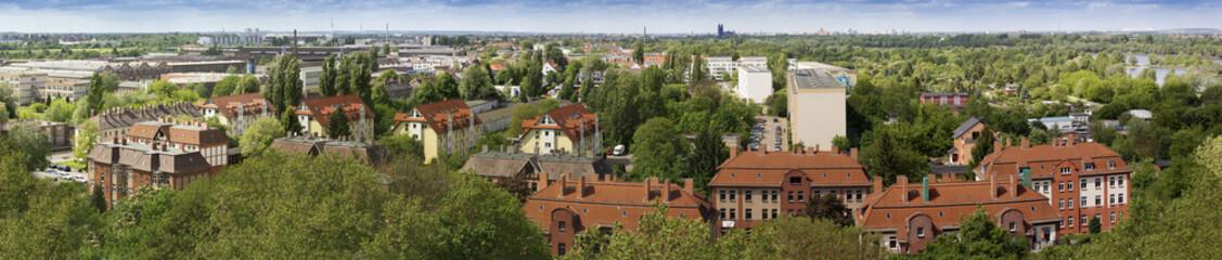 Magdeburg - Panorama 08875