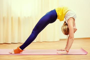 backbend pose