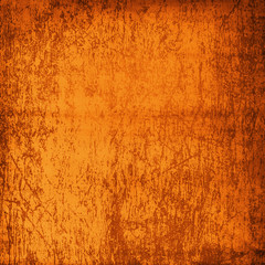 Abstract orange background paper to celebrate Halloween