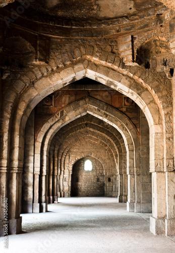 Foto op Plexiglas Delhi Jamali Kamali Mosque