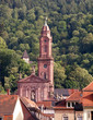 canvas print picture - Heidelberg