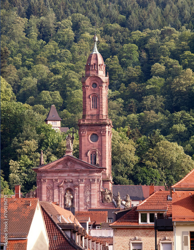canvas print picture Heidelberg