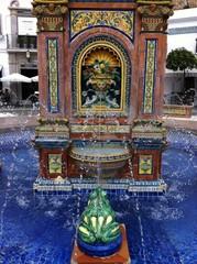 Brunnen in Andalusien