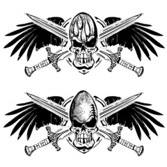 american football and rugby shield emblem