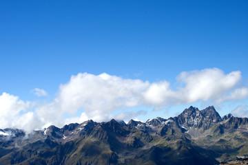 Verwallgruppe - Alpen