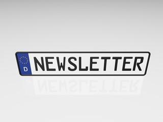 Kennzeichen - Newsletter