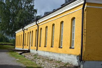 Old building in Lappeenranta, Finland