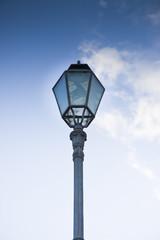 Streetlight of 19th century