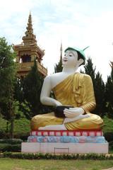 image of Buddha name Phra upakut
