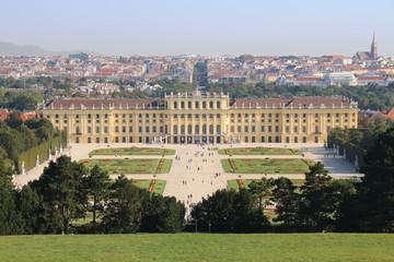 Wien - 018 - Schoenbrunn - Garten